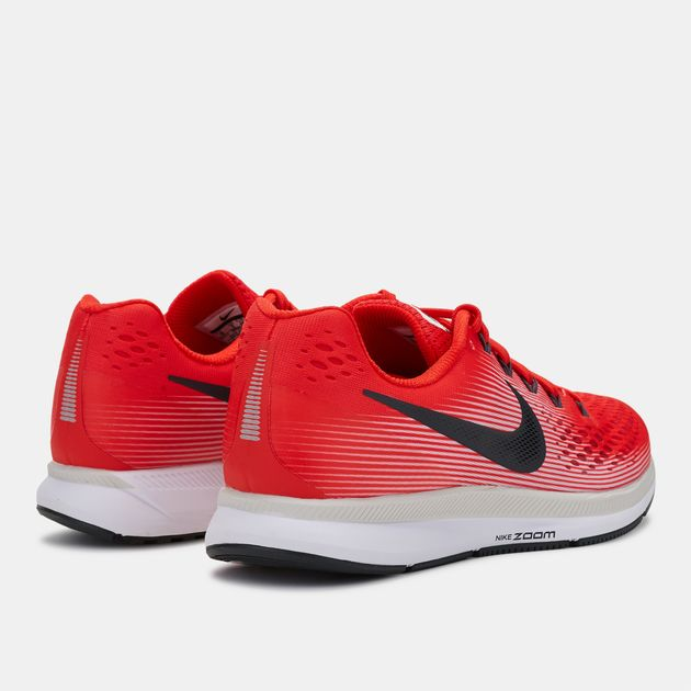 39c4d81646e7 Shop Red Nike Air Zoom Pegasus 34 Shoe for Mens by Nike