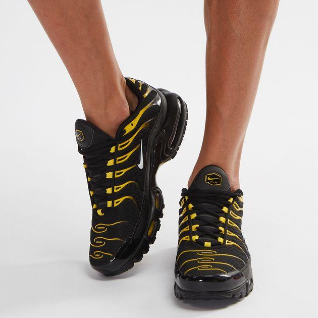 Shop Black Nike Air Max Plus TN Premium Shoe for Mens by