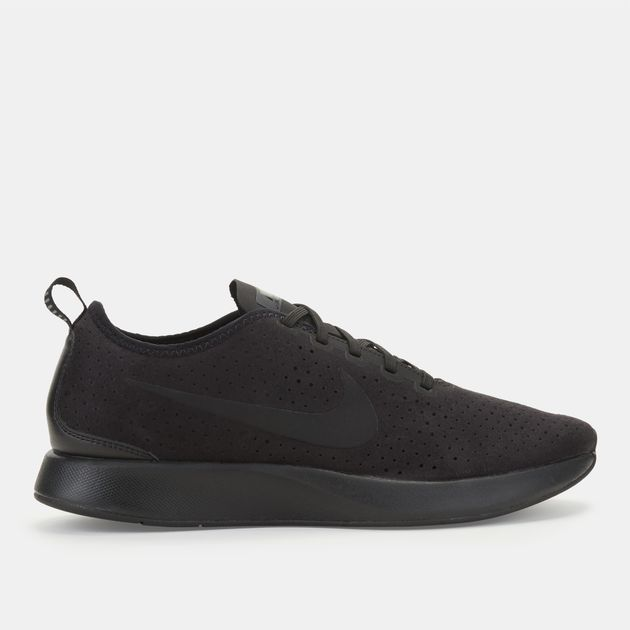 5ace3a2cd9c983 Shop Black Nike Dualtone Racer Premium Running Shoe for Mens by Nike ...