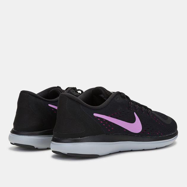 8a2c447ab994 Shop Black Nike Flex 2017 RN Shoe for Womens by Nike