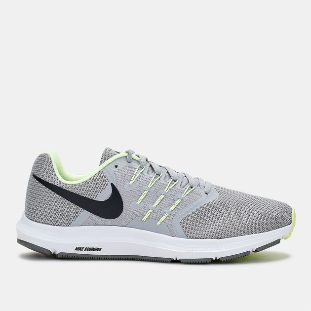2074f2f3d70 Shop Grey Nike Run Swift Running Shoe for Mens by Nike