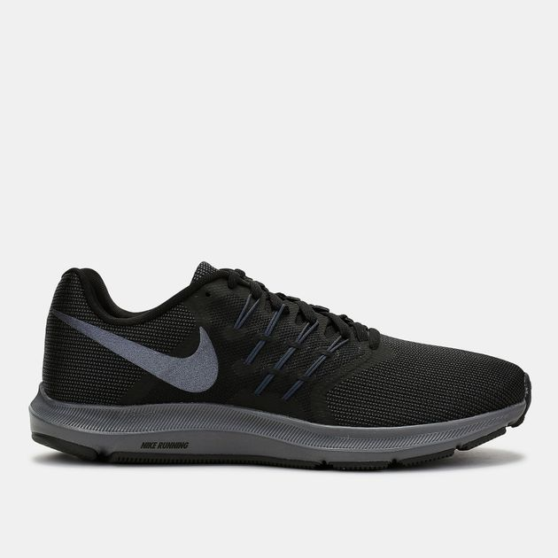 aabeef1dbf7 Shop Black Nike Run Swift Running Shoe for Mens by Nike