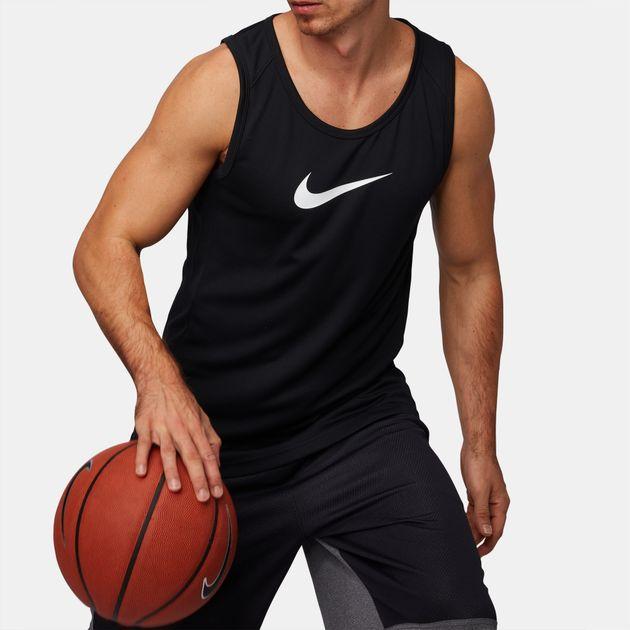 414d84548d3a4 Nike Dry Crossover Sleeveless Basketball Tank Top Nkapaj1431 010 in ...
