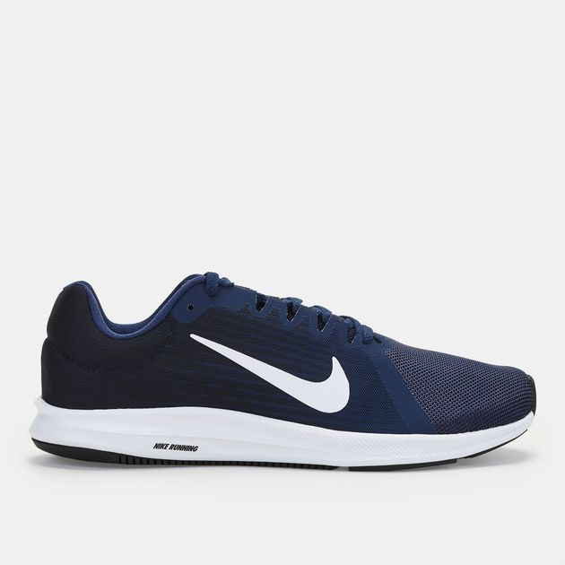 c1f6283200 Shop Blue Nike Downshifter 8 Running Shoe for Mens by Nike - 4 | SSS