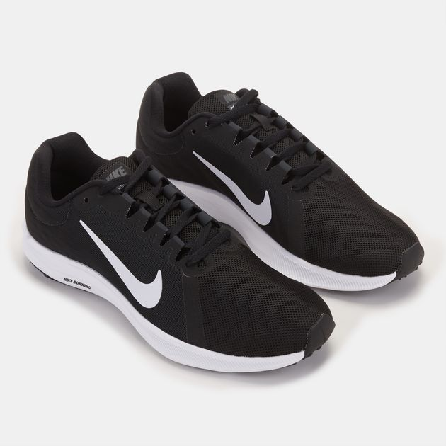 5bfb1d7ae Shop Grey Nike Downshifter 8 Running Shoe for Womens by Nike - 4