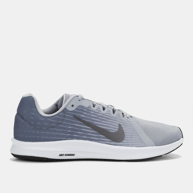 e6080326efeb5d Shop Grey Nike Downshifter 8 Running Shoe for Womens by Nike - 3