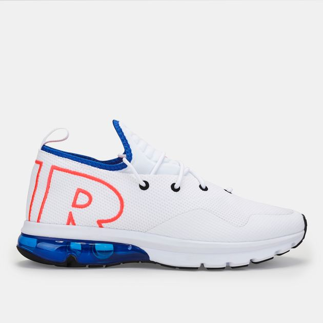 5cce49bdc848a4 Shop White Nike Air Max Flair 50 Shoe for Mens by Nike