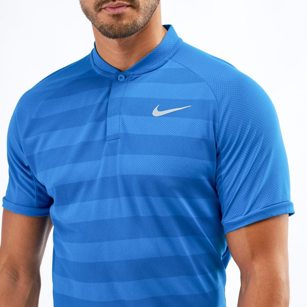 bf4426684c Nike Golf Zonal Cooling Momentum Slim Fit Striped Polo T-Shirt, 1330885