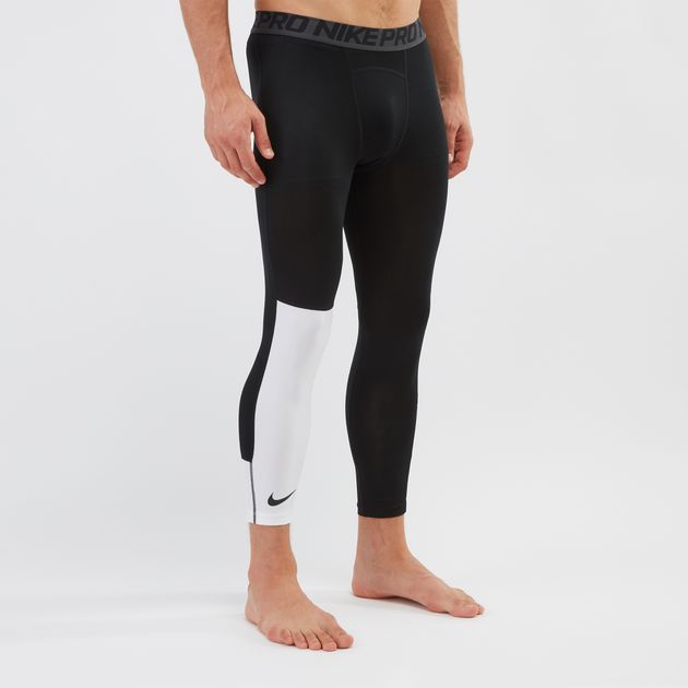 Training Leggings Men's Clothing Pants Pro Tights 34 Nike 1tvqwn