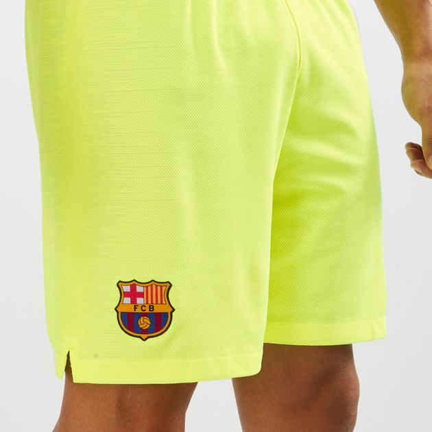Nike FC Barcelona Vapor Match Away Shorts – 2018 19  c5fac6a56e4