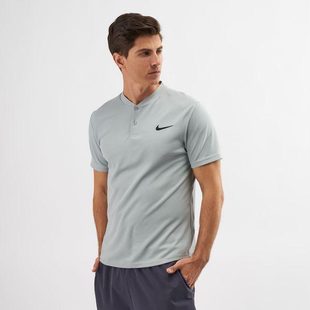 low priced 24c2f 25afe Nike Court Dri-FIT Advantage Tennis Polo T-Shirt, 1361222