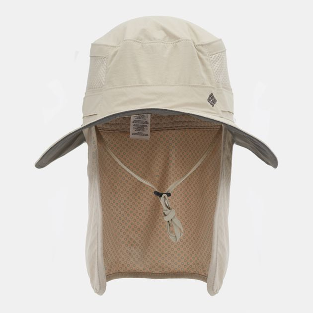50cce0ae Shop Beige Columbia Coolhead™ Zero Booney Hat for Unisex by Columbia ...