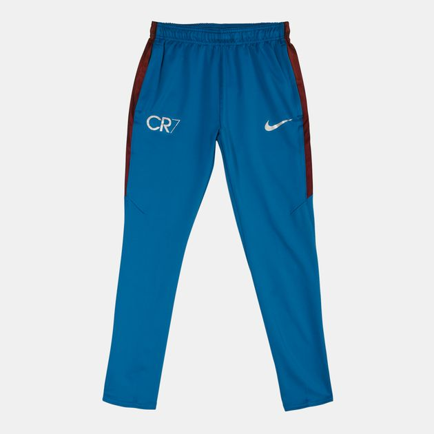 2db2d05dc Shop Blue Nike Kids  CR7 Squad Pants for Kids by Nike