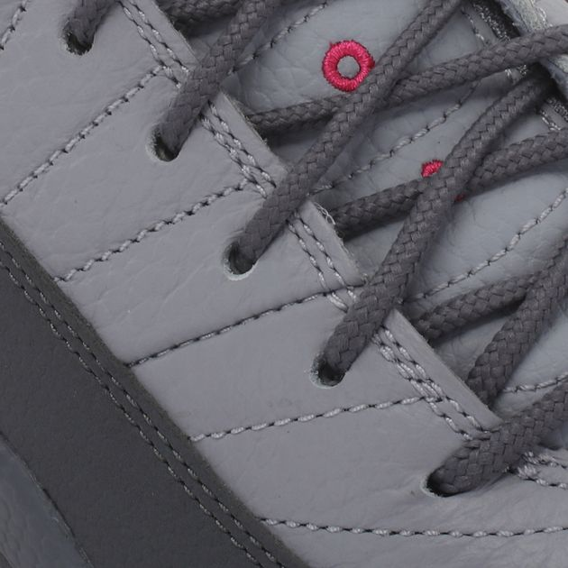 ea1dcf08c400 Shop Grey Jordan Kids  Air Jordan 12 Retro GG Basketball Shoe for ...