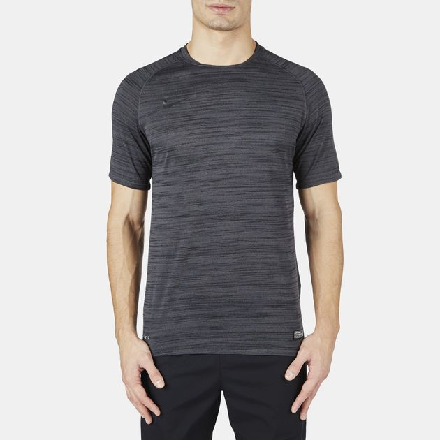 Nike Flash Short Sleeve Top