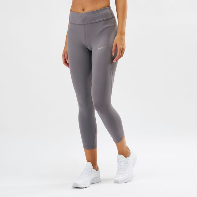 47c5b6ba7f5cd5 Nike Epic Lux Women's Crop Running Leggings | Full Length Leggings ...