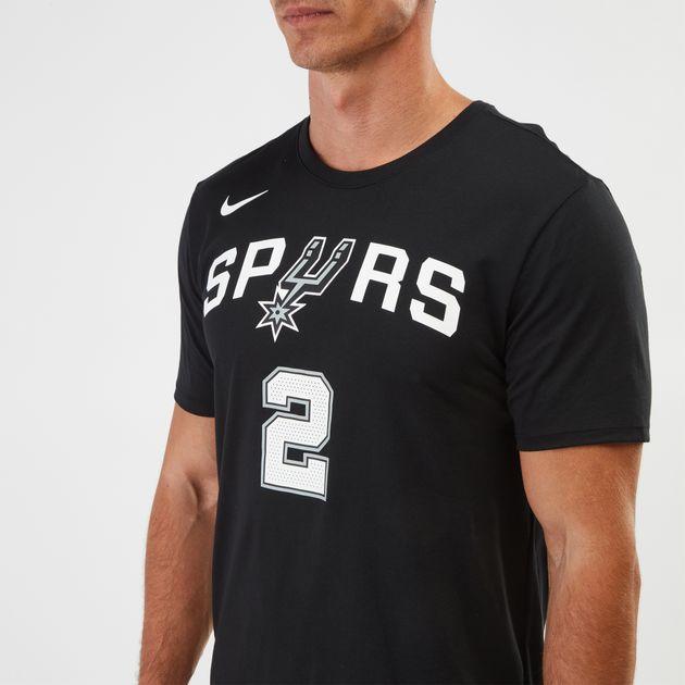 Nike NBA San Antonio Spurs Kawhi Leonard Dri-FIT T-Shirt  ec2e6e472