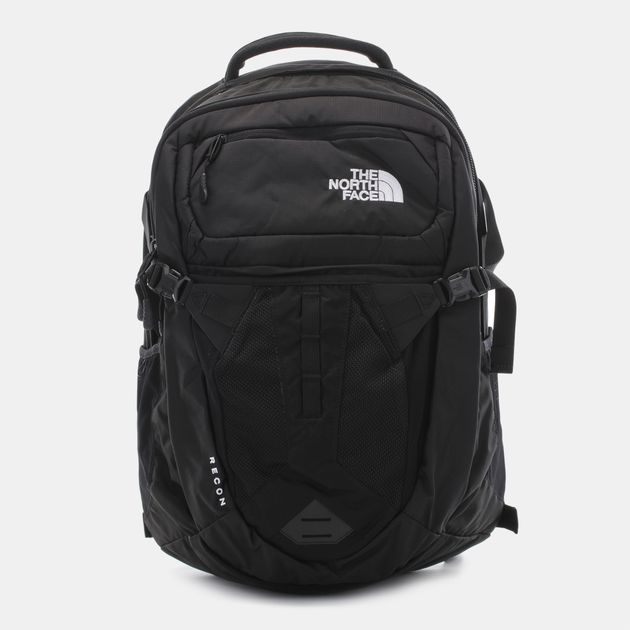 The North Face Recon Unisex Backpack - Black