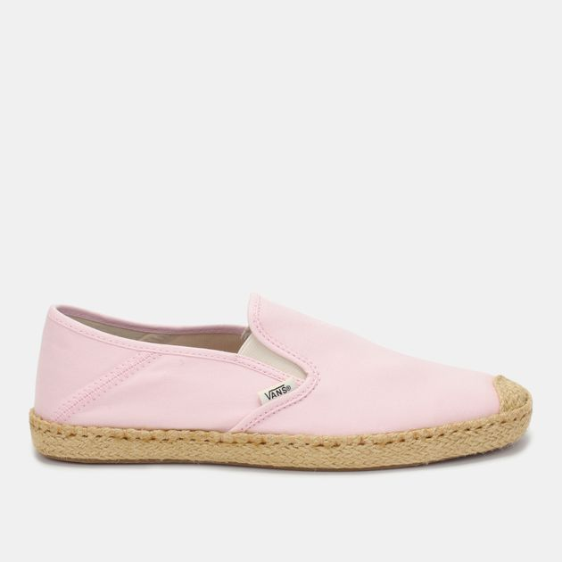 930136e295062d Shop Pink Vans Slip-On ESP Shoe for Womens by Vans