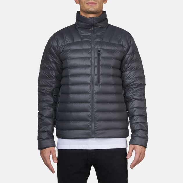 3101d1d05 Shop Black The North Face Morph Down Jacket for Mens by The North ...