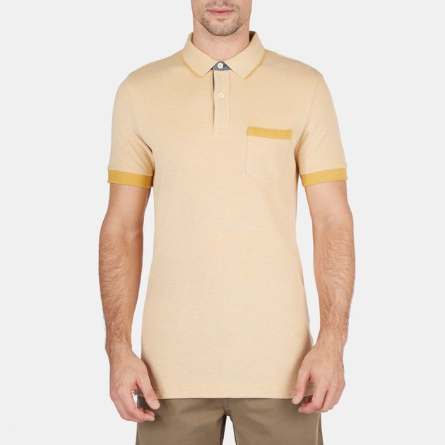 Timberland Millers River Oxford Polo T-Shirt