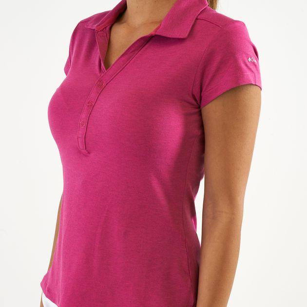 5be3212abc0 Columbia Women s Shadow Time Polo Shirt