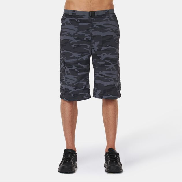 27d63675d0178 Shop Columbia Silver Ridge™ Printed Cargo Shorts for Mens by ...