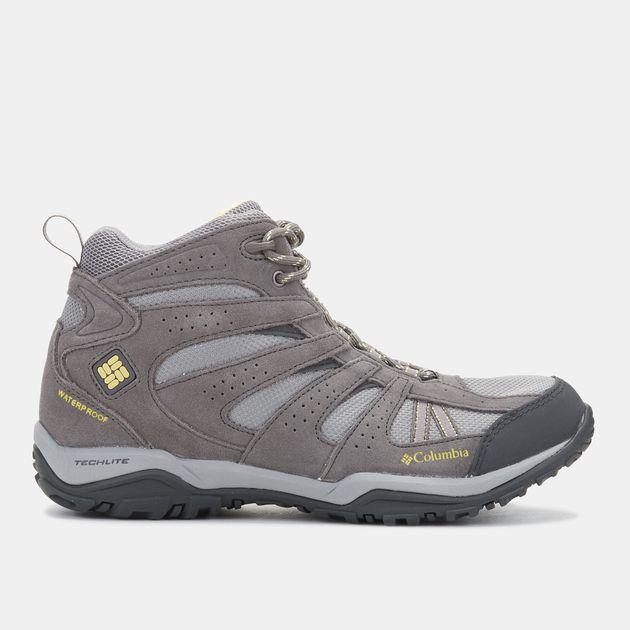 Columbia Dakota Drifter Mid Waterproof Shoe