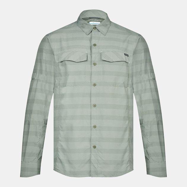 1d03461b9 Columbia Silver Ridge™ Plaid Long Sleeve Shirt | Shirts | Tops ...