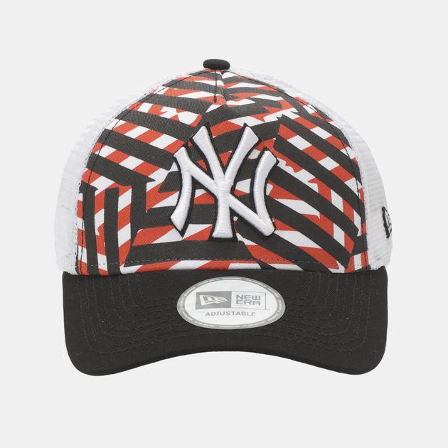 New Era Truck Centric NY Yankee Cap - Black