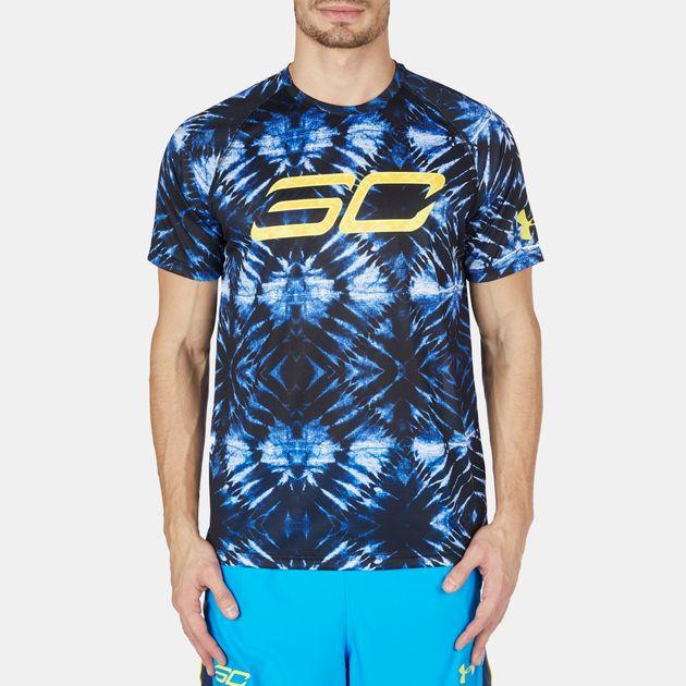 Under Armour SC30 Logo Basketball T-Shirt