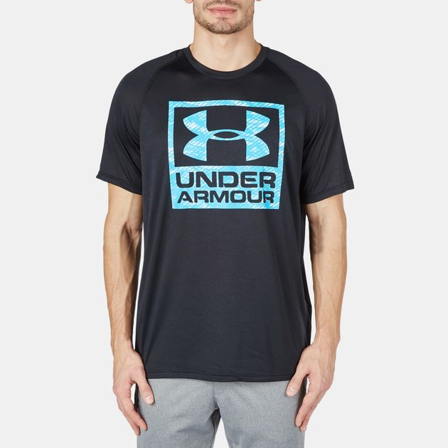 Under Armour Tech™ Boxed Logo T-Shirt