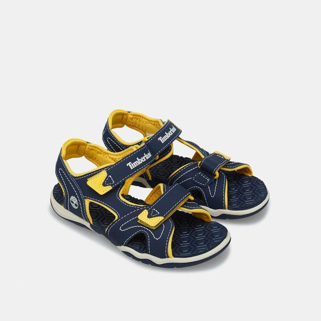 online retailer autumn shoes superior quality Timberland Kids' Adventure Seeker 2-Strap Sandals