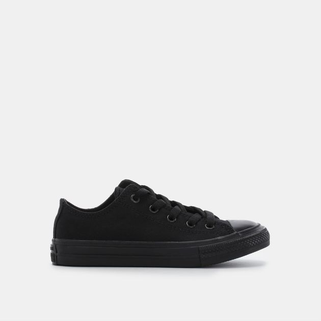 70bfcef067e86c Shop Black Shop Black Converse Chuck Taylor Kids  All Star II Shoe ...