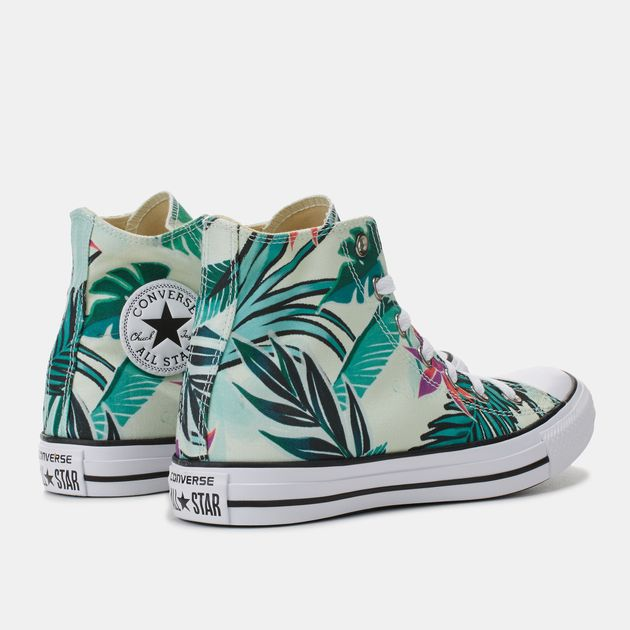 585f65ca94d3 Converse Chuck Taylor All Star Tropical Print High-Top Shoe