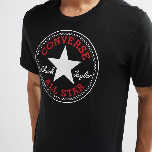 bc342289bb81 Converse Core Chuck Patch t-Shirt