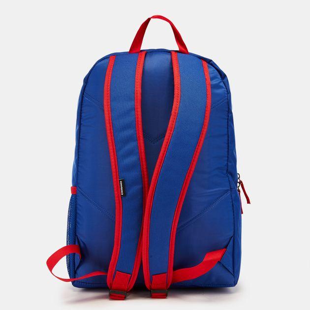 739cdd73fb2 Shop Blue Converse Speed Backpack   Backpacks and Rucksacks   Bags ...