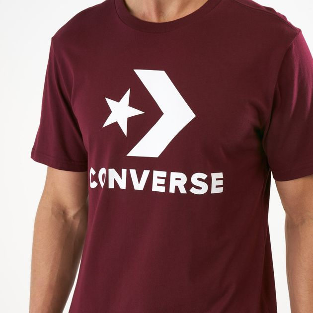 Converse Men s Star Chevron T-Shirt  d5dc11a523705