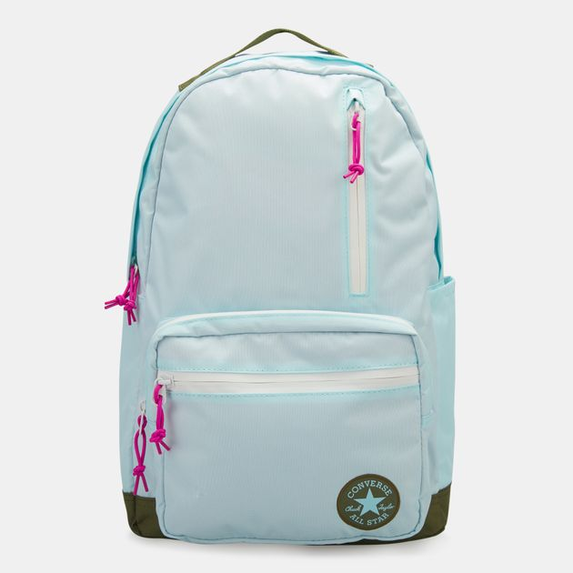 4fc0d437a3 Converse Go Backpack - Blue