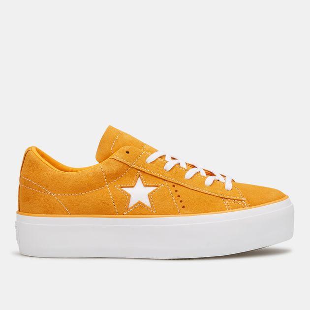 95add6b4b2b68 Converse Women's One Star Platform Oxford Shoe