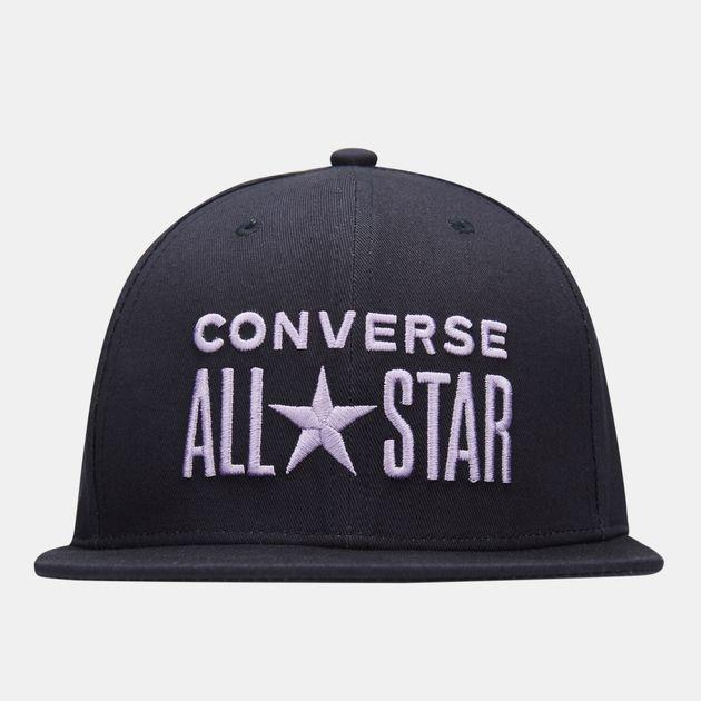 b1368feb0e046 Converse Heritage Snapback Cap | Caps | Caps and Hats | Accessories ...