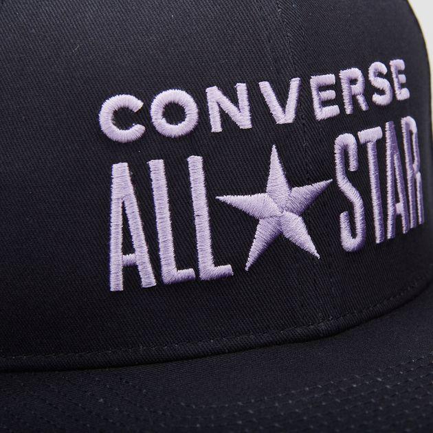 0a90939452c80 Converse Heritage Snapback Cap - Blue