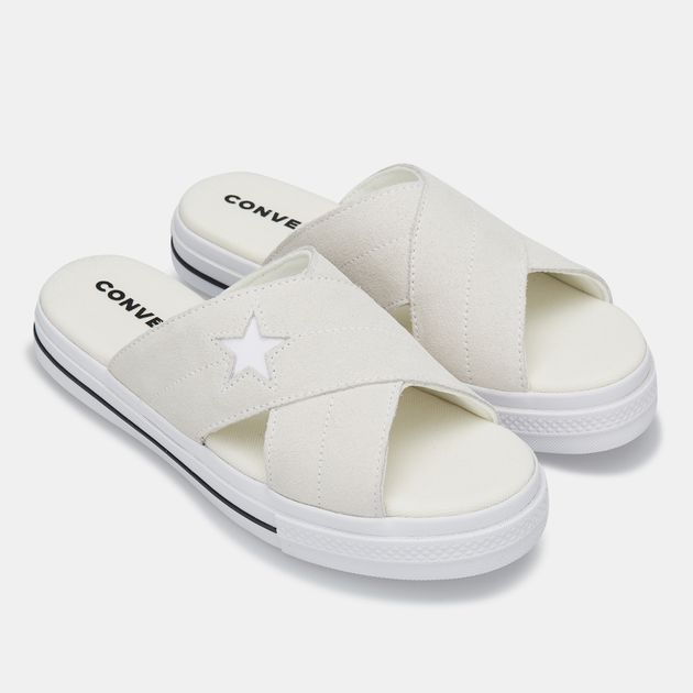 pretty nice 7272c 77b3c Converse Women s One Star Slip Sandal, 1671685