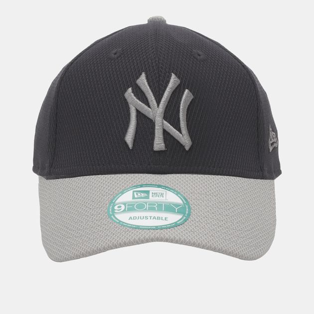 New Era New York Yankees MLB Diamond Era 2 Tone 39Thirty Cap - Blue