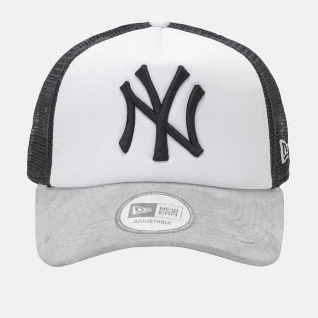 New Era Team Truck NY Yankees Cap - White