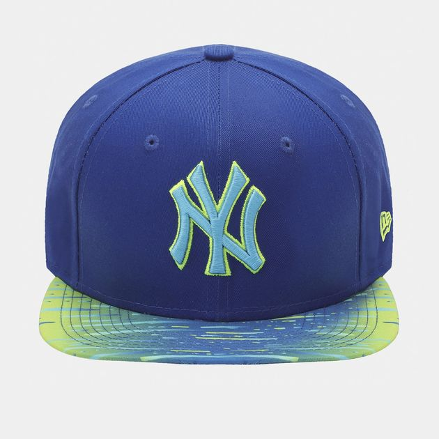 New Era Sneak Vize New York Yankees Cap - Blue