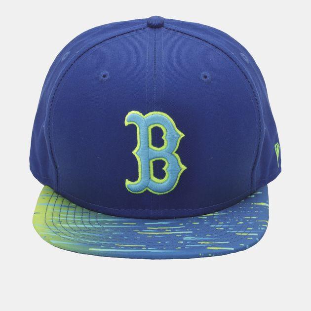 New Era Sneak Vize Boston Red Sox Cap - Blue