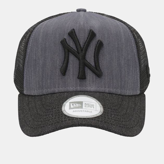 New Era MLB Mixed Team Truck New York Yankees Cap - Black