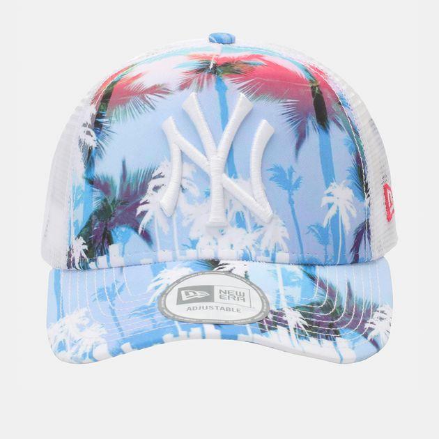 قبعة ميامي ڤايب لفريق نيويورك يانكي من نيو إيرا - أزرق