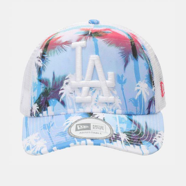 New Era Miami Vibe LA Dodgers Cap - Blue